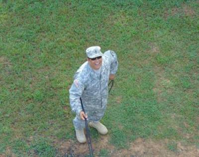 SFC Burdeaux on the tower